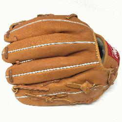 The Rawlings PROSPT Heart of the Hide Baseball Glove is 11.75 inch. Made with H