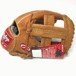 awlings PROSPT Heart of the Hide Baseball Glove is 11.75 inch. Made with Horwe