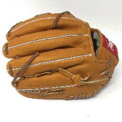 ium Japanese tanned leather this Heart of the Hide baseball glove from Rawlings fea