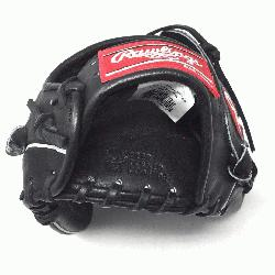 com exclusive baseball glove from Rawlings. Shortstop Third base pattern using Rawlings top 5% St