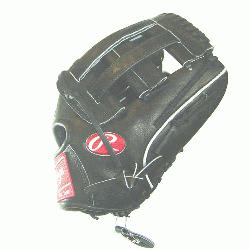 xclusive baseball glove from Rawlings. Shortstop Third base pattern using Rawlings to