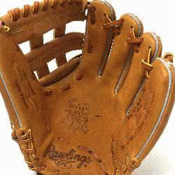 sp; The Rawlings PRO1000HC Heart of the Hide Baseball