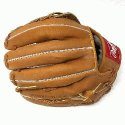 ; The Rawlings PRO1000HC Heart of the Hide Baseball