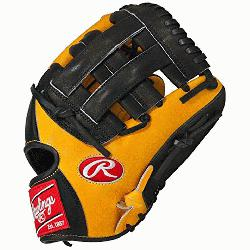 t of the Hide Baseball Glove 11.75 inch PRO1175-6GTB (Right Handed Th