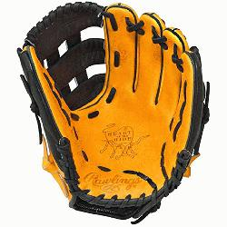 Heart of the Hide Baseball Glove 11.75 inch PRO1175-6GTB (Right Handed Throw) : The Heart