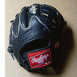 e Hide Players Series baseball glove from Rawlings features a PRO H Web
