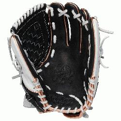 rtfully crafted from quality full-grain leather, the 2021 12-inch Heart of the Hide softball