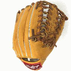 awlings PRO12TC Heart of the Hide Baseball Glove is 12 inches. Made with Japanese