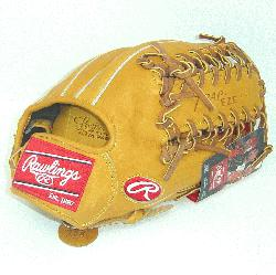 lings PRO12TC Heart of the Hide Baseball Glove is 12 inches. Made with Japanese tanned Heart
