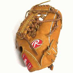Rawlings PRO200-4 Heart of the Hide Baseball Glove is 11.5 inches