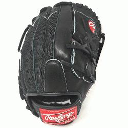 of the Hide 11.5 inch Pro Mesh Baseball Glove (Right Handed Throw) : The PRO2009M Pro Mesh He