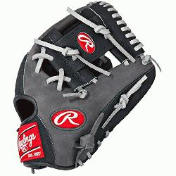 rt of the Hide Dual Core Baseball Glove 11.5 PRO202GBPF (Right-Hand-Throw) : Rawlings-p