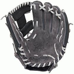 awlings Heart of the Hide Dual Core Baseball Glove 11.5 PRO202GBPF (Right-Hand-Throw) :
