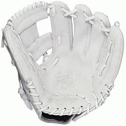 s Heart of the Hide White Baseball Glove 11.5 inch PRO202WW (Right-Handed-Throw) : Infused with co