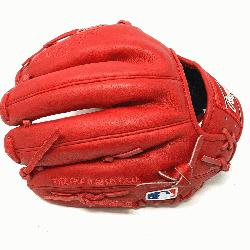 Heart of the Hide. Pro I Web. Indent Red Heart of Hide Leather. St