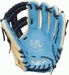 spanConstructed from Rawlings world-renowned Heart of the Hide steer leather, Heart