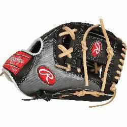 ed from Rawlings' world-renowned Heart of the Hide® steer hide leather,