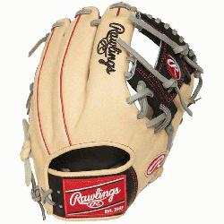 ed from Rawlings' world-renowned Heart of the Hide® steer hide leather, Heart of the Hi