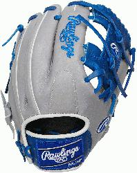 ELD PLAYERS, this Heart of the Hide 11. 5 inch Pro I Web glove will give yo