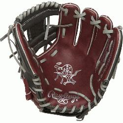 Constructed from Rawlings' world-renowned Heart of the Hide® steer hide leather, Hear