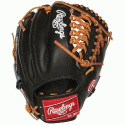 Rawlings' world-renowned Heart of the Hide® steer hide leather, Heart of the H