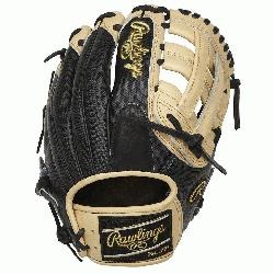 is Rawlings Heart of the Hide 11.75-inch H-web glove comes in a versa