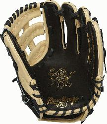 Rawlings Heart of the Hide 11.75-inch H-web glove comes in a ver