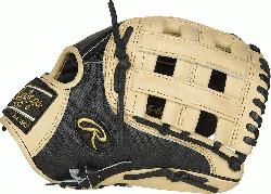 Heart of the Hide 11.75-inch H-web glove comes in