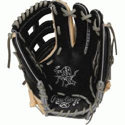 pattern Heart of the Hide Leather Shell Same game-day pattern as some of baseball's top p