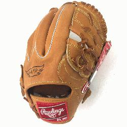 Constructed from Rawlings' world-renowned Heart of the Hide® ste