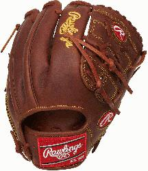 structed from Rawlings world-renowned Heart of the Hide steer leather, He