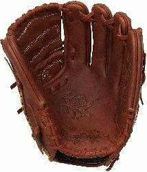 from Rawlings world-renowned Heart of the Hide steer leather, Heart of the Hide glove