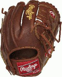 e from renowned Heart of the Hide leather, this 11.75 inch infielder/p