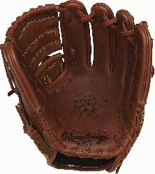 ned Heart of the Hide leather, this 11.75 inch infielder/