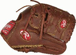 enowned Heart of the Hide leather, this 11.75 inch infielder/