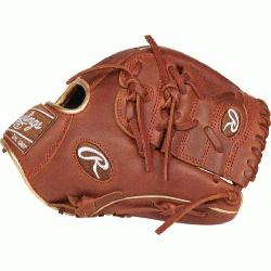 11.75 pattern Heart of the Hide Leather Shell Same game-day pattern as some of baseball&rsqu