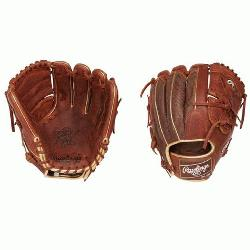 Heart of the Hide Leather Shell Same game-day pattern as some of baseball&rsqu