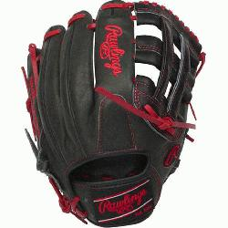extremely versatile web for infielders and outfielders Infield glove 60% player break-in Rec