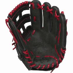 H™ is an extremely versatile web for infielders and outfielders Infield glove 60
