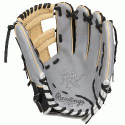 he Hide Glove of the Month February 2020. Single Post Web and Conventional Back. 11.75 inc
