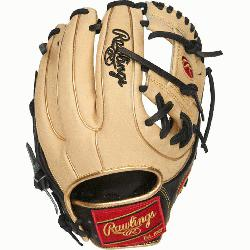 his Heart of the Hide baseball glove features a 31 patt