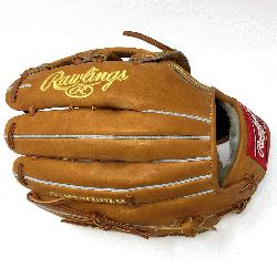 ke up of the Heart of the Hide PRO303 Outfield Baseball Glove in