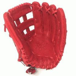 f the Hide PRO303 Baseball Glove. 12.75 Inches, H Web, and o
