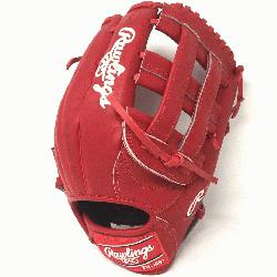 the Hide PRO303 Baseball Glove. 12.75 Inches, H Web, and op