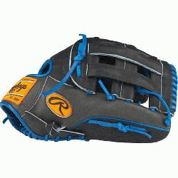 an extremely versatile web for infielders and outfielders Outfield glove 60%