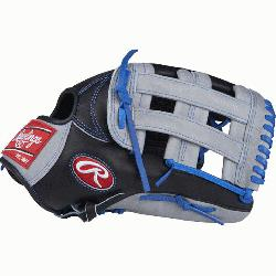 Constructed from Rawlings' world-renowned Heart of the Hide® steer