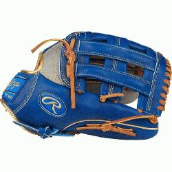 12.75 pattern Heart of the Hide Leather Shell Same game-day pattern as some of baseball's