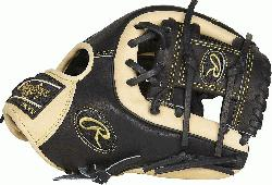 ch Heart of the Hide infield glove provides balanced performance from pocket