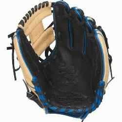 I™ web is typically used in middle infielder gloves Infield glove 60% player break-in R