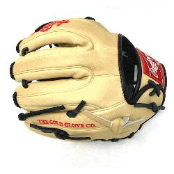 Rawlings' world-renowned Heart of the Hide® steer hide leather, Heart of the Hide®